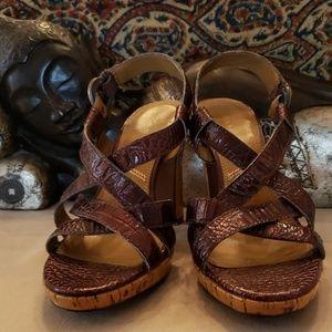 Tahari Heels Sandals.